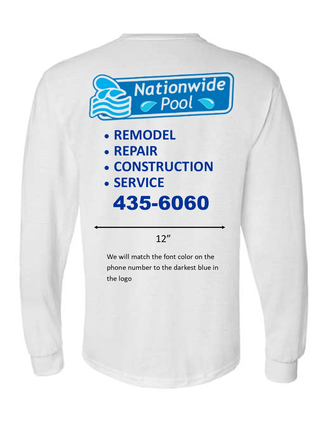 Custom Promotional T-Shirt